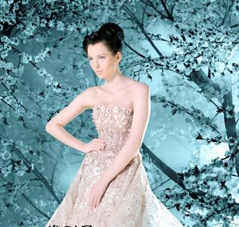 吴江婚纱摄影 为你推荐几款2013最流行新娘发型