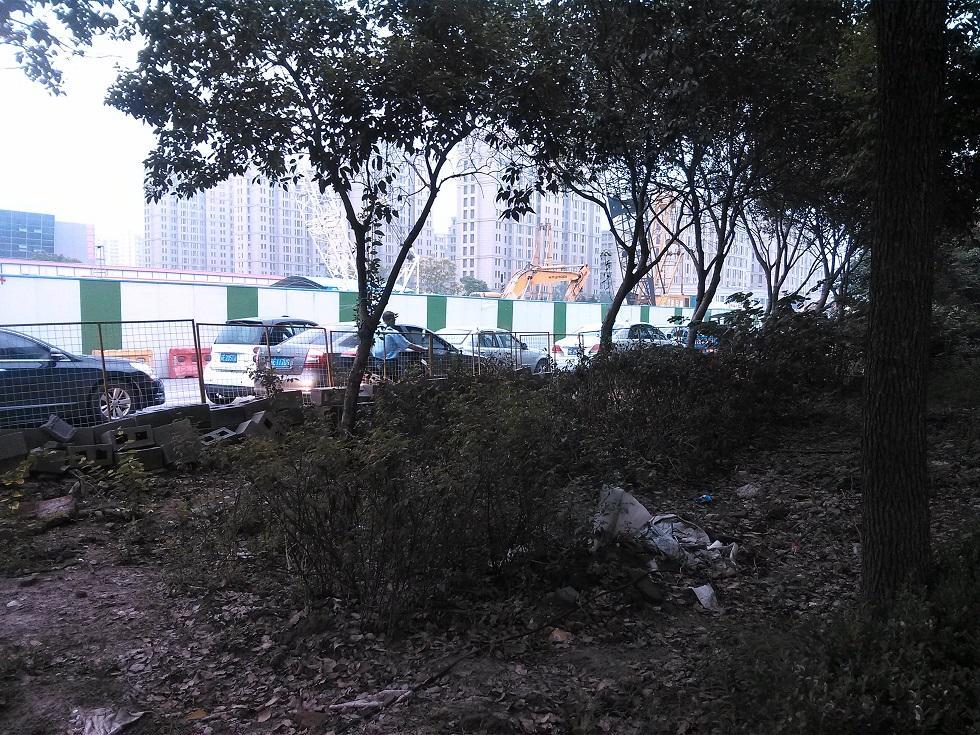请太湖新城建设局答复吴江规划局踢来的皮球