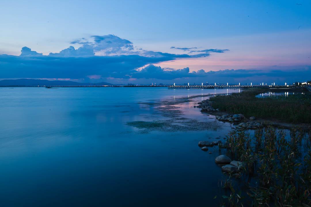 8月20日东太湖图片